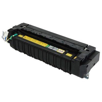 Demontaż modułu zgrzewania/fusera/utrwalania z kopiarki c224 c284 c364 c454
